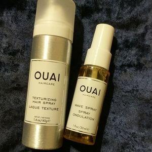 Ouai hair care bundle